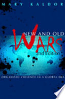 Cover of New & Old Wars