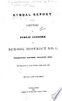 A Miscellaneous Collection of Iowa School Reports Book PDF