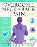 Overcome Neck Back Pain Book PDF