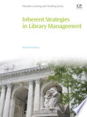 Inherent Strategies in Library Management Book