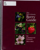 The Mid Atlantic Berry Guide for Commercial Growers  2013 2014
