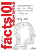 Studyguide For Voices Of A Nation