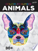 Color By Number Animals PDF