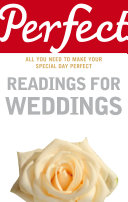 Perfect Readings for Weddings