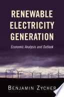 Renewable Electricity Generation