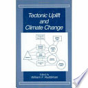 Tectonic Uplift And Climate Change Book PDF