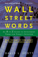 Wall Street Words
