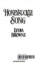 Honeysuckle Song