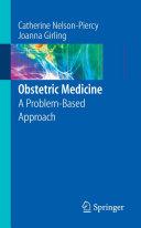 Obstetric Medicine Pdf/ePub eBook