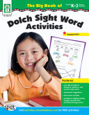 Pdf The Big Book of Dolch Sight Word Activities, Grades K - 3