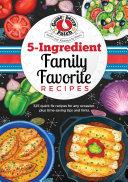 5 Ingredient Family Favorite Recipes