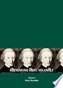 Rethinking Kant  : Volume 3
