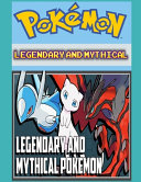 Legendary and Mythical Pokemon Book
