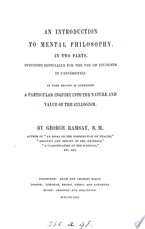 An+introduction+to+mental+philosophy
