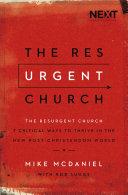The Resurgent Church