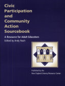 Civic Participation and Community Action Sourcebook