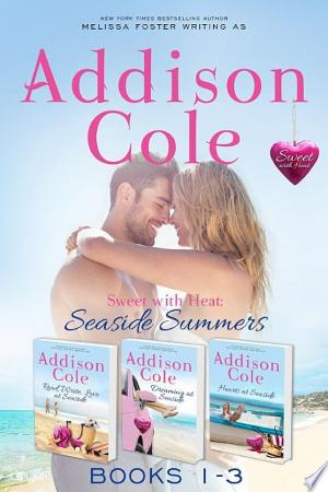 Sweet with Heat: Seaside Summers (Books 1-3 Boxed Set) Small town, sweet contemporary romance Ebook - barabook
