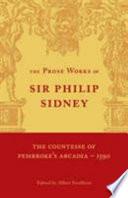 The Countesse of Pembroke s  Arcadia   Book PDF