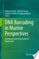 DNA Barcoding in Marine Perspectives Book