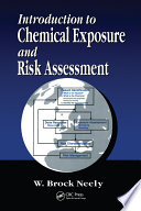 Introduction to Chemical Exposure and Risk Assessment