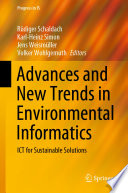 Advances and New Trends in Environmental Informatics Book