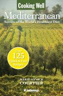 Cooking Well  Mediterranean Book