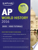 Kaplan AP World History 2016 Book PDF