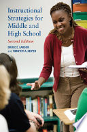 Instructional Strategies for Middle and High School