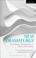 New Dramaturgy Book