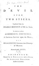 The Devil Upon Two Sticks ebook