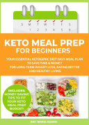 Keto Meal Prep for Beginners  Your Essential Ketogenic Diet