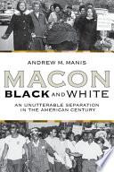 Macon Black and White Book PDF