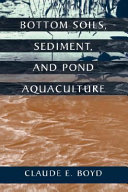 Bottom Soils  Sediment  and Pond Aquaculture