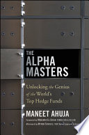 The Alpha Masters Book