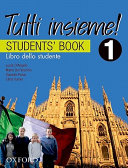 Cover of Tutti Insieme! Level 1. Student's Book