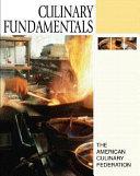 Culinary Fundamentals Book