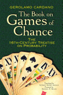 The Book on Games of Chance