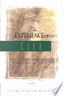 The Experience of Life