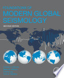 Foundations Of Modern Global Seismology Book PDF