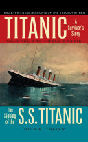 Titanic Pdf/ePub eBook
