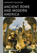 Pdf Ancient Rome and Modern America Telecharger