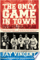 The Only Game In Town Book PDF