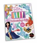 Disney Princess  Colouring Kit Book PDF