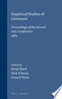 Empirical Studies Of Literature