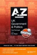 A-Z UK Government and Politics Handbook