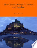 The Colour Orange in French and English.