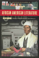 Cover image of book The Greenwood Encyclopedia of African American Literature