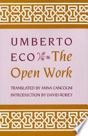 The Open Work Book