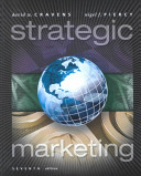 Cover of Strategic Marketing