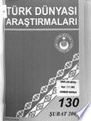 Türk dünyası araştırmaları